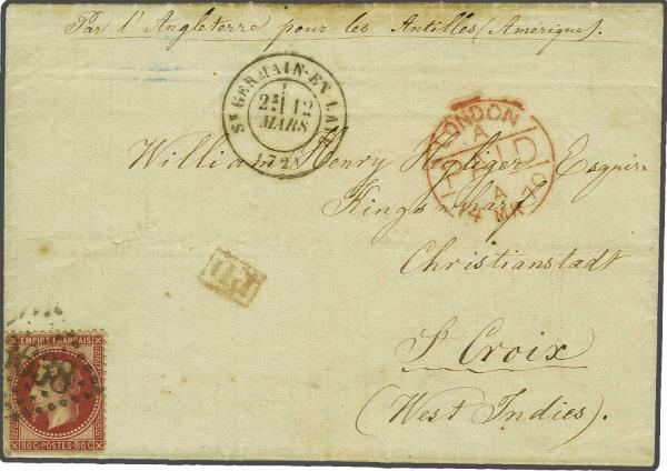 Lot 3099 - europe France -  Corinphila Auction AG Auction 220 (part 1):  EUROPE & OVERSEAS