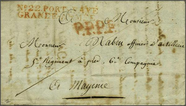 Lot 3009 - europe France -  Corinphila Auction AG Auction 220 (part 1):  EUROPE & OVERSEAS