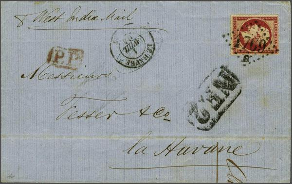 Lot 3096 - europe France -  Corinphila Auction AG Auction 220 (part 1):  EUROPE & OVERSEAS