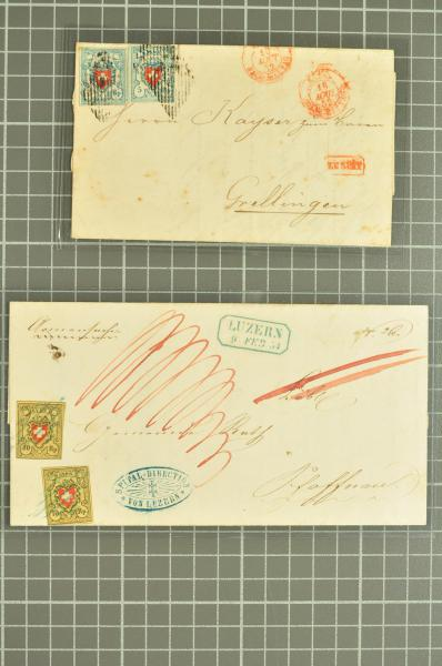 Stamp Auction Switzerland Rayon Cape Of Good Hope 1853 1903