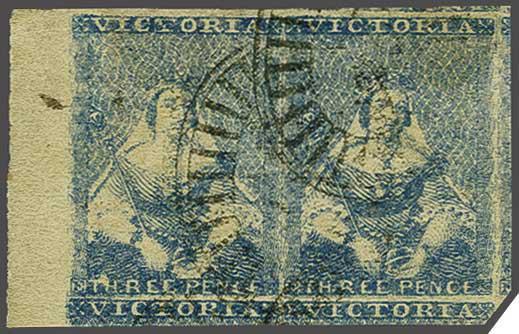 Stamp Auction - brit  colonies victoria - 229 : 'Besançon