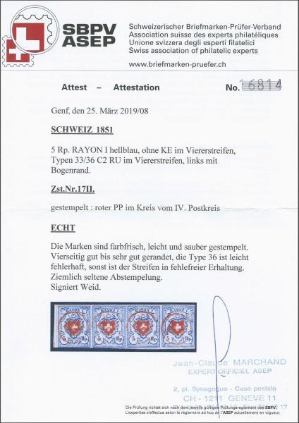 Lot 8448 - schweiz rayon ii -  Corinphila Auction AG SWITZERLAND & LIECHTENSTEIN   Day 5
