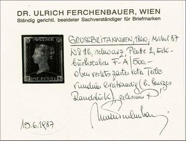Lot 147 - europa grossbritannien -  Corinphila Auction AG EUROPE & OVERSEAS | Day 3