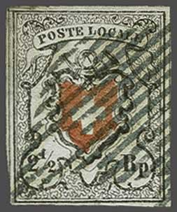 Lot 8160 - schweiz Bundesmarken -  Corinphila Auction AG SWITZERLAND & LIECHTENSTEIN | Day 5