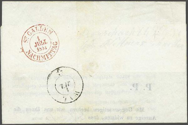 Lot 8152 - schweiz Bundesmarken -  Corinphila Auction AG SWITZERLAND & LIECHTENSTEIN   Day 5