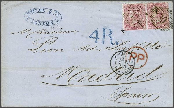 Lot 159 - europa grossbritannien -  Corinphila Auction AG EUROPE & OVERSEAS | Day 3