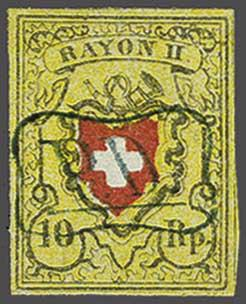 Lot 8205 - schweiz rayon ii -  Corinphila Auction AG SWITZERLAND & LIECHTENSTEIN | Day 5