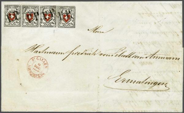 Lot 8140 - schweiz Bundesmarken -  Corinphila Auction AG SWITZERLAND & LIECHTENSTEIN | Day 5