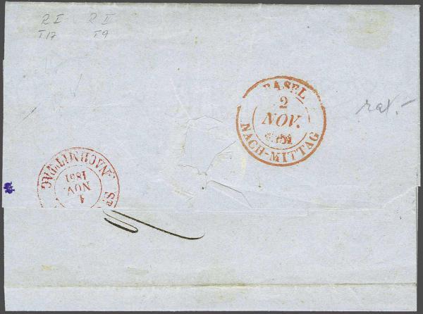Lot 8335 - schweiz rayon ii -  Corinphila Auction AG SWITZERLAND & LIECHTENSTEIN | Day 5