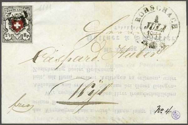 Lot 8152 - schweiz Bundesmarken -  Corinphila Auction AG SWITZERLAND & LIECHTENSTEIN | Day 5