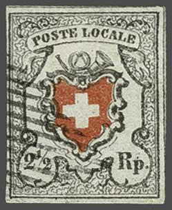 Lot 8157 - schweiz Bundesmarken -  Corinphila Auction AG SWITZERLAND & LIECHTENSTEIN | Day 5