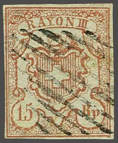 Lot 8173 - schweiz rayon iii -  Corinphila Auction AG SWITZERLAND & LIECHTENSTEIN | Day 5