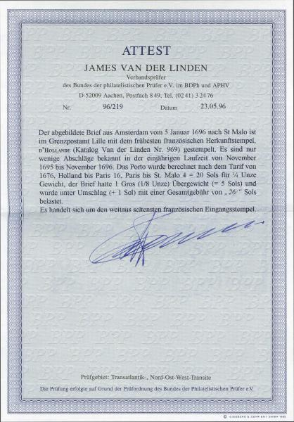 Lot 246 - europe France -  Corinphila Auction AG Day 2- Europe & Overseas, Austrian Levant