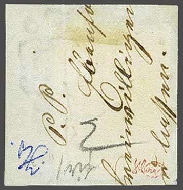 Lot 7279 - Switzerland zürich -  Corinphila Auction AG Day 5- Schweiz - Die Sammlung Erivan (Teil 1), Die Sammlung Jack Luder (Teil 5), Schweiz & Liechtenstein
