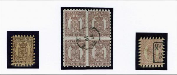 Lot 407 - europe finland -  Corinphila Auction AG Day 2- Europe & Overseas, Austrian Levant