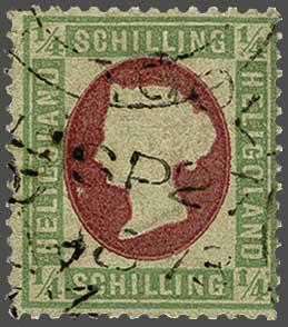 Lot 2352 - germany helgoland -  Corinphila Auction AG Day 4- Europe & Overseas, Zeppelin-Mail, Die Sammlung Erivan (Part I), Schweiz & Liechtenstein