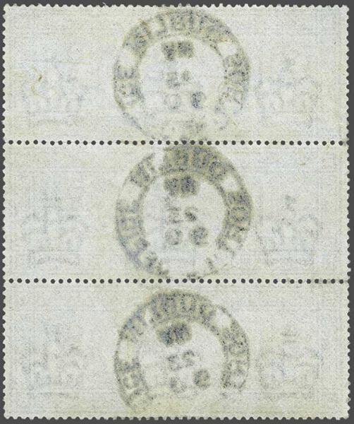 Lot 1728 - europe Great Britain -  Corinphila Auction AG Day 3 - Great Britain, British Colonies, Pre-Union South Africa - the Besançon Collection (Part Ii)