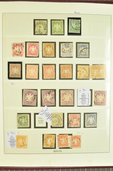 Lot 2337 - germany Bayern -  Corinphila Auction AG Day 4- Europe & Overseas, Zeppelin-Mail, Die Sammlung Erivan (Part I), Schweiz & Liechtenstein