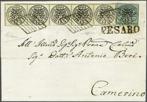 Lot 601 - europe papal state -  Corinphila Auction AG Day 2- Europe & Overseas, Austrian Levant