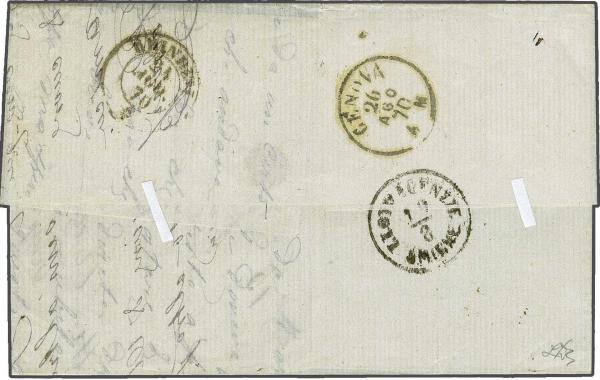 Lot 1146 - europe austrian levant -  Corinphila Auction AG Day 2- Europe & Overseas, Austrian Levant