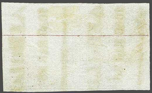 Lot 7444 - Switzerland Sitting Helvetia imperf. 'Strubel' -  Corinphila Auction AG Day 5- Schweiz - Die Sammlung Erivan (Teil 1), Die Sammlung Jack Luder (Teil 5), Schweiz & Liechtenstein