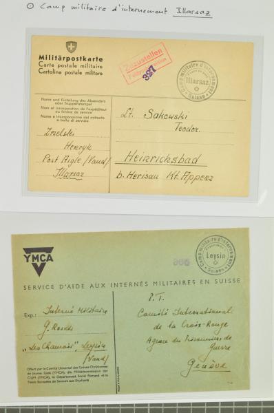 Lot 8541 - Switzerland Switzerland -  Corinphila Auction AG Day 4- Europe & Overseas, Zeppelin-Mail, Die Sammlung Erivan (Part I), Schweiz & Liechtenstein