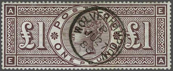 Lot 1726 - europe Great Britain -  Corinphila Auction AG Day 3 - Great Britain, British Colonies, Pre-Union South Africa - the Besançon Collection (Part Ii)