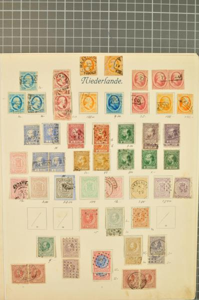 Lot 790 - europe Netherlands -  Corinphila Auction AG Day 2- Europe & Overseas, Austrian Levant