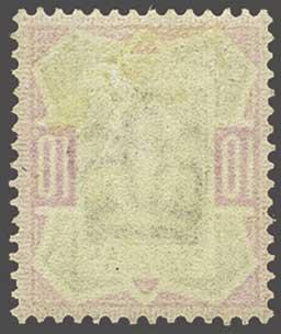 Lot 3305 - europe Great Britain -  Corinphila Auction AG Auction 250 - 256 Day 1
