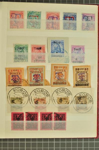 Lot 1008 - europe Albania -  Corinphila Auction AG Auction 250 - 256 Day 4