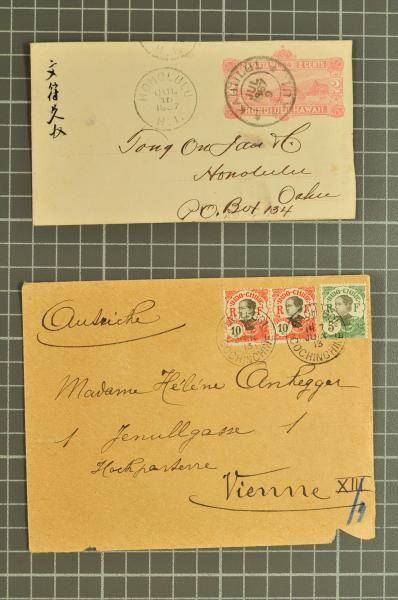 Lot 1946 - worldwide collections/lots worldwide -  Corinphila Auction AG Auction 250 - 256 Day 5