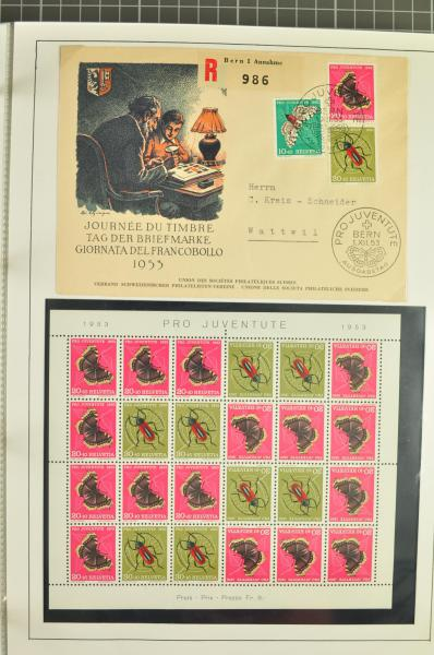 Lot 9148 - Switzerland pro juventute -  Corinphila Auction AG Auction 250 - 256 Day 5