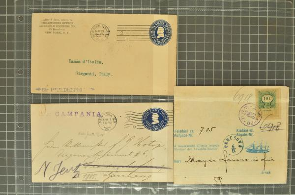 Lot 1953 - worldwide collections/lots worldwide -  Corinphila Auction AG Auction 250 - 256 Day 5