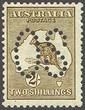Lot 256 - brit. colonies Australia -  Corinphila Auction AG Auction 250 - 256 Day 3