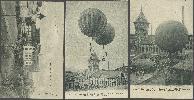 Bilder & Fotos Sammeln & Seltenes Ballon-zielfahrt Des Berliner Vereins Für Luftschiffahrt Bei Minus 16° 1912