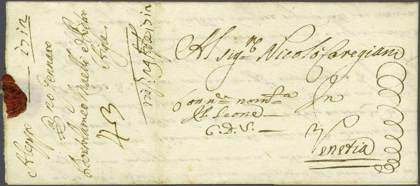 Lot 853 - europe Italy -  Corinphila Auction AG Auction Series 257-264 in Zurich Day 3
