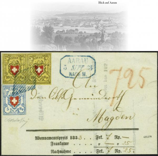 Lot 7029 - Switzerland rayon ii -  Corinphila Auction AG Auction Series 257-264 in Zurich Day 6