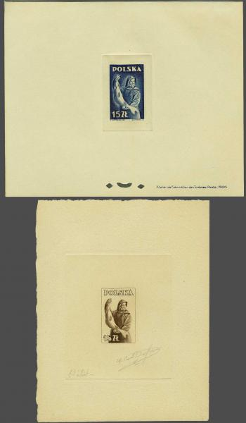 Lot 1232 - europe Poland -  Corinphila Auction AG Auction Series 257-264 in Zurich Day 4