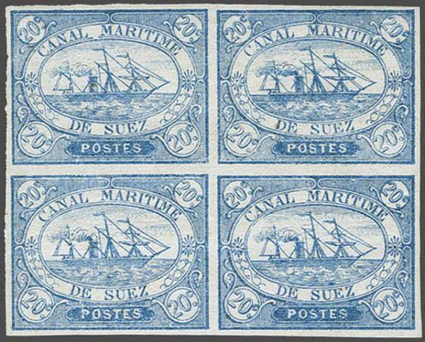 Lot 6366 - brit. colonies egypt kingdom -  Corinphila Auction AG Auction Series 257-264 in Zurich Day 4