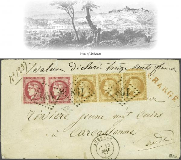 Lot 5207 - europe France -  Corinphila Auction AG Auction Series 257-264 in Zurich Day 2
