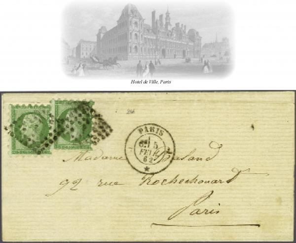 Lot 5157 - europe France -  Corinphila Auction AG Auction Series 257-264 in Zurich Day 2