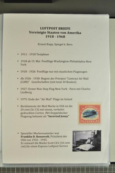 Lot 14 - Overseas usa -  Corinphila Auction AG Auction Series 257-264 in Zurich Day 2