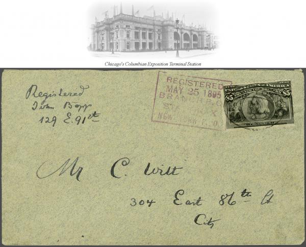 Lot 5 - Overseas usa -  Corinphila Auction AG Auction Series 257-264 in Zurich Day 2