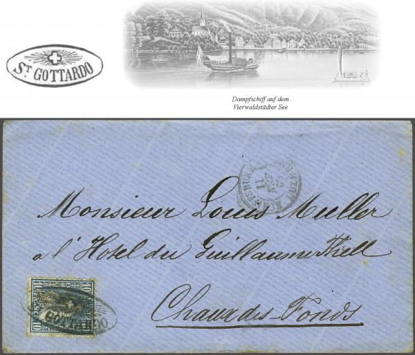 Lot 9014 - Switzerland sitting helvetia perf. -  Corinphila Auction AG Auction Series 257-264 in Zurich Day 5