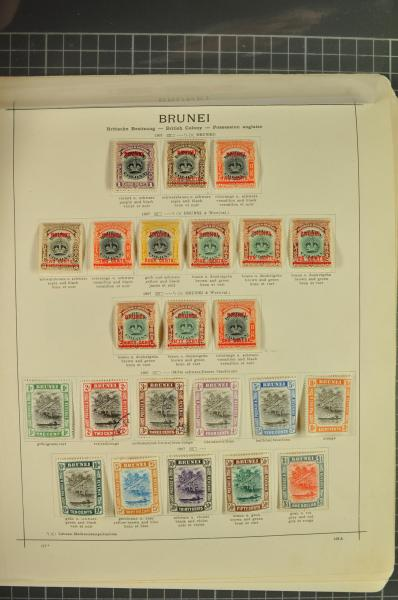 Lot 1646 - europe brit. colonies lots/accumulations -  Corinphila Auction AG Auction Series 257-264 in Zurich Day 1
