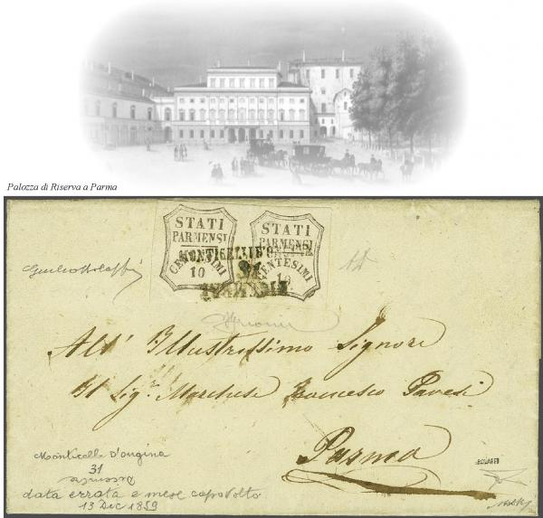 Lot 5561 - europe parma -  Corinphila Auction AG Auction Series 257-264 in Zurich Day 2