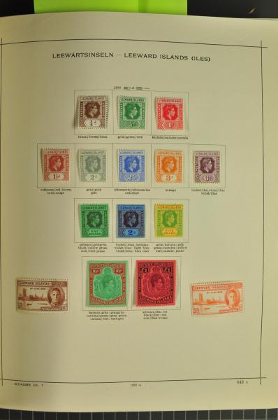 Lot 1648 - europe brit. colonies lots/accumulations -  Corinphila Auction AG Auction Series 257-264 in Zurich Day 1