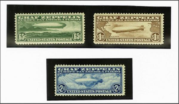 Lot 6 - Overseas usa -  Corinphila Auction AG Auction Series 257-264 in Zurich Day 2