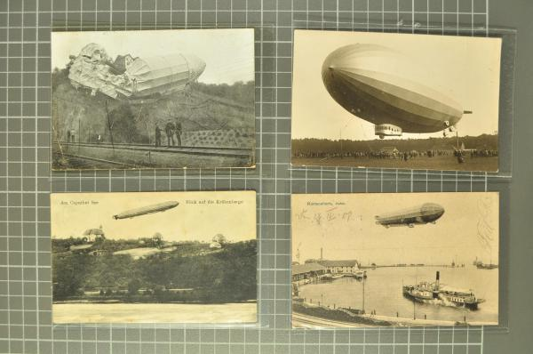 Lot 646 - germany zeppelin mail -  Corinphila Auction AG Auction Series 257-264 in Zurich Day 3