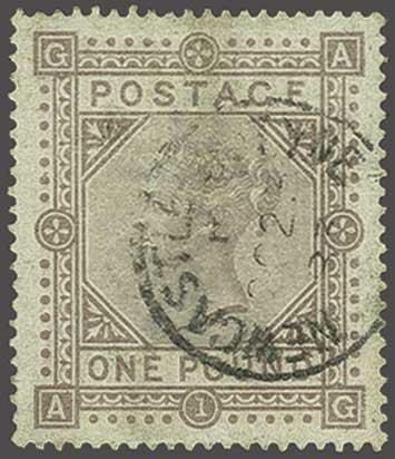 Lot 1498 - europe Great Britain -  Corinphila Auction AG Auction Series 257-264 in Zurich Day 1